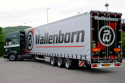 wallenborn one of europe s fastest growing transport. Black Bedroom Furniture Sets. Home Design Ideas